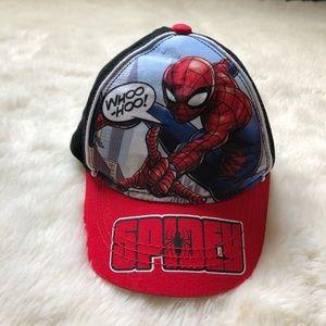 Spider-Man Baby/Toddler Hat Size 6-24 Months